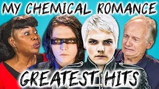 Video ELDERS READ MY CHEMICAL ROMANCE'S HIT SONGS (React) MP3, 3GP, MP4, WEBM, AVI, FLV Desember 2018