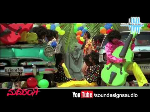 Madarangi Kannada movie song Darling Darling Kanglish