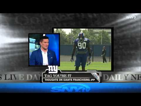 Video: Daily News Live: Steve Weatherford