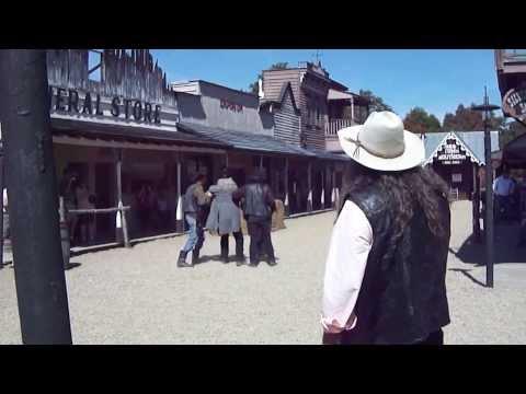 Ghost town in the sky Showdown Gunfight 2013