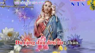 Karaoke THANH CA VONG CO- TINH CHUA (DAY DAO)