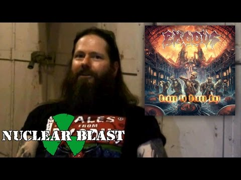 EXODUS - Blood In, Blood Out: PART 1 - Making of Album (OFFICIAL TRAILER)