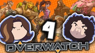 Overwatch: Remember to Hit Wraith - PART 4 - Game Grumps