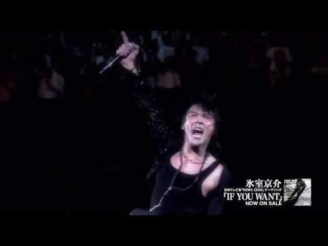 氷室京介「IF YOU WANT」スポット映像