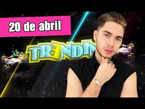 """TRENDING 20 DE ABRIL - MUERTE DE AVICII, ARIANA GRANDE ESTRENA """"NO TEARS LEFT TO CRY"""" Y MÁS"""
