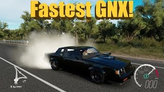 Nonton Forza Horizon 3 FASTEST Buick GNX 1500+ HP Film Subtitle Indonesia Streaming Movie Download