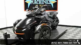 10. 2016 Can-Am® Spyder® F3-S Special Series SE6  - Dream M...