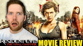 Video Resident Evil: The Final Chapter - Movie Review MP3, 3GP, MP4, WEBM, AVI, FLV Desember 2018