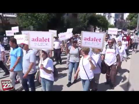 Video Adalet Yürüyüşü download in MP3, 3GP, MP4, WEBM, AVI, FLV January 2017