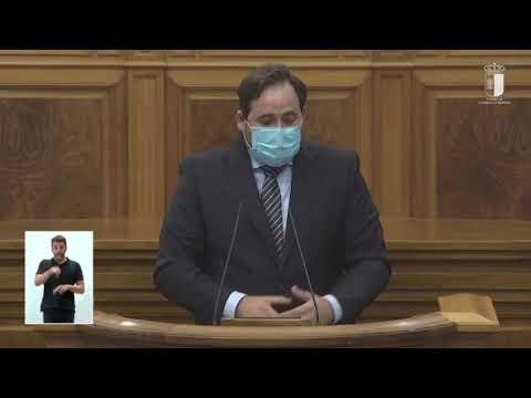 Núñez tiende la mano al Gobierno regional para hac...