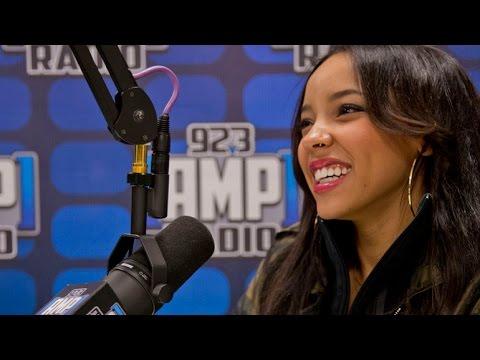 Tinashe Talks Dating & Bedroom Musical Choices at 92.3 AMP Radio