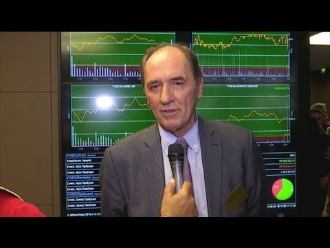 Δήλωση Γ. Σταθάκη για την είσοδο της ΑΔΜΗΕ στο χρηματιστήριο