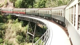 Video Top 10 Most Dangerous Railway These and Terrible in the World MP3, 3GP, MP4, WEBM, AVI, FLV Agustus 2017