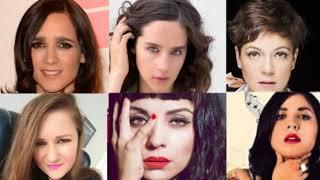 Video Julieta Venegas, Carla Morrison, Mon Laferte, Ximena Sarinana, Tania Brou y Natalia Lafourcade mix E MP3, 3GP, MP4, WEBM, AVI, FLV Juli 2018