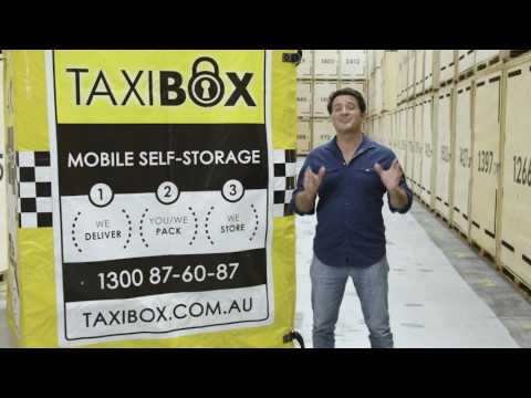 How to Access Your Taxibox at the Storage Facility | The Home Team S3 E48