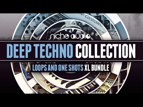 Deep Techno Loops & One-Shots Pack - From Niche Audio