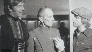 Video Peter Cushing on playing Grand Moff Tarkin on carpet slippers in STAR WARS - EPISODE IV: A NEW HOPE MP3, 3GP, MP4, WEBM, AVI, FLV Juni 2017
