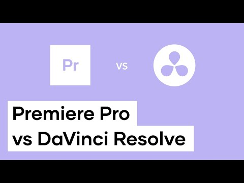 DaVinci Resolve 16 vs Premiere Pro 2019: Which Is The Better Video Editor?