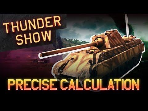 Thunder Show: Precise calculation
