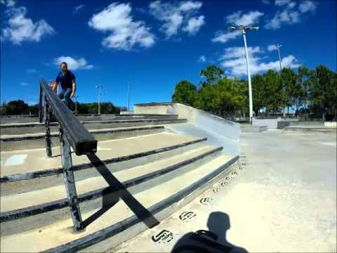 Skate trip to St. Pete Skatepark