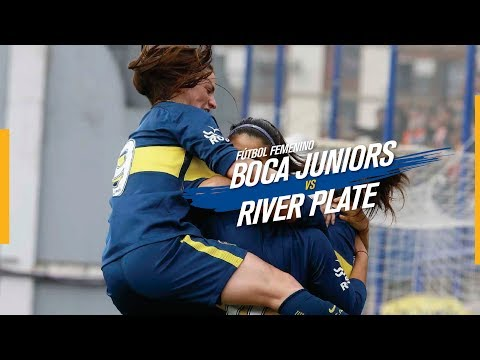 Fútbol Femenino | Boca Vs. River, Por Streaming