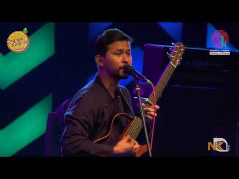 Bipul Chettri and The Travelling Band | Syndicate | 2018 Orange Festival Dambuk | Arunachal Pradesh