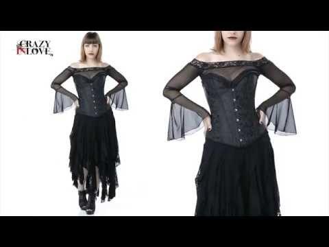 Vêtement Gothique | Deuxième Ensemble Vêtement Gothique Septembre 2015