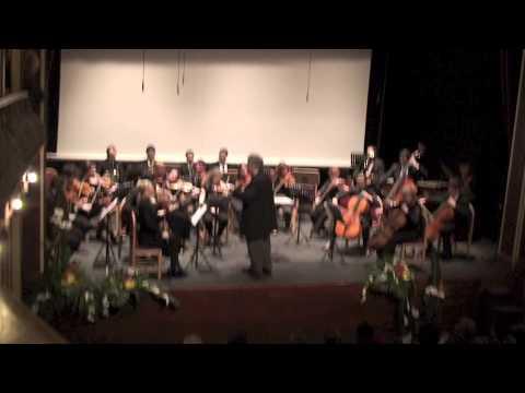 Haendel: Larghetto da opera Berenice Horta-Camerata Kurt Spanier 31.3.2013 Horta LIVE