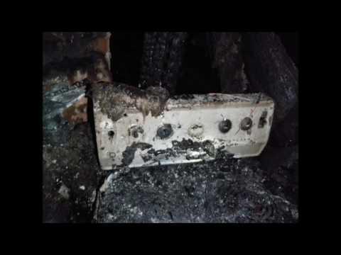 Vidéo de sensibilisation aux feux de cuisine