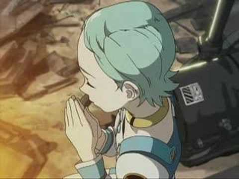 Eureka Seven: Living for each other (видео)