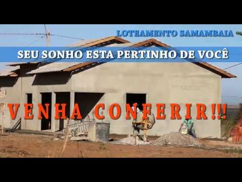 Residencial Samambaia com obras 100% concluídas!