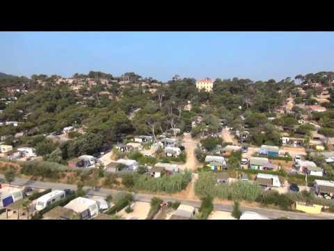 campsite camp du domaine in bormes les mimosas var