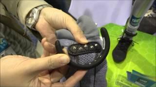 Sensoria Smart Socks @2015 International CES
