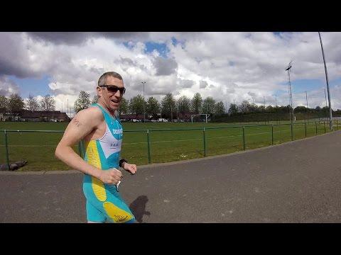 Triathlon de Mouscron - 2016 (видео)