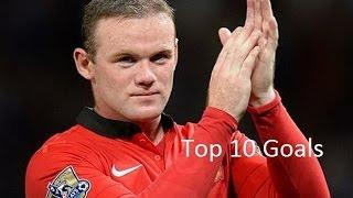 Die 10 schönsten United-Tore des Wayne Rooney