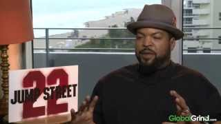 Ice Cube - Dr Dre's Billion Dollar Beats Deal, 22 Jump Street & More