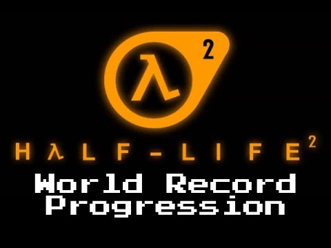 World Record Progression: Half Life 2