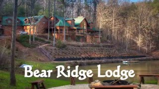 East Ellijay (GA) United States  city pictures gallery : Bear Ridge Lodge in Ellijay, GA