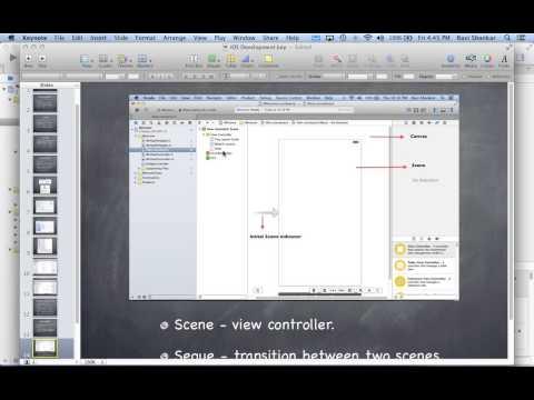 iOS Development (Building First App) – Lesson 2