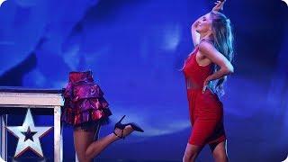 Феноменальное выступление Жозефины Ли на Britain's Got Talent