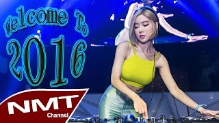 DJ Soda Korea 2016 - Best Trap, Hip Hop Music Mix 2016 (Vol.1) - Welcome To 2016