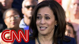 Kamala Harris formally launches 2020 presidential campaign