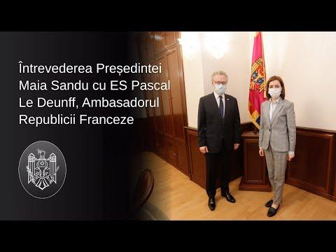 Республика Молдова будет получателем помощи Французского агентства развития