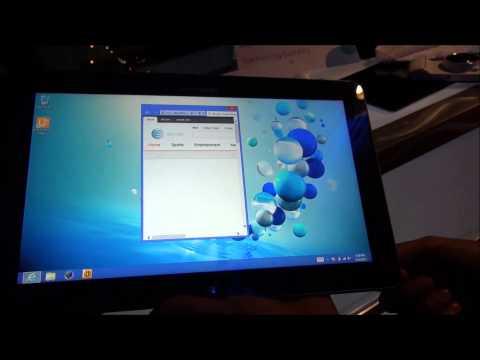 Samsung ATIV Smart PC and Asus VivoTab RT