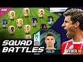 RONALDO + RONALDO VS MARADONA + PELÉ! SFIDA EPICA! FIFA 18 SQUAD BATTLE