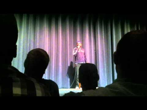 Comedian Bob Marley at Husson University