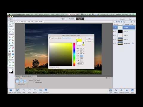 Learn Adobe Elements - Episode 9: Blend Modes