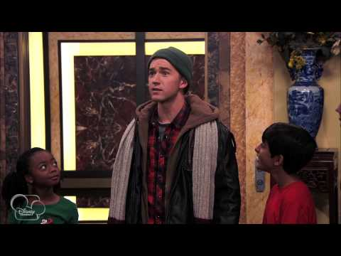 GOOD - Teddy and PJ are stuck in New York on Christmas Eve, but Jessie has come to the rescue! Watch Good Luck Jessie on Disney Channel and visit the website at: ht...