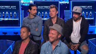 Backstreet Boys keep it fresh with new Vegas show Video