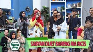 Video Keren Bgt Nih, Group Musik Sabyan Duet Bareng Ria Ricis - Rumah Mama Amy - (25/5) MP3, 3GP, MP4, WEBM, AVI, FLV November 2018